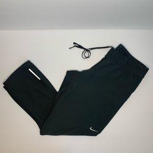 Nike Gray Dri-Fit pants
